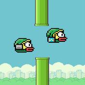 Flappy 2 Players - 两人像素鸟
