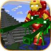 沙盒射击:我的魔兽反恐猎人狙击精英世界 1