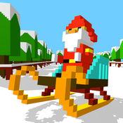 圣诞老人和朋友 - 冬季挑战 3