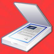 红色凸轮扫描仪 - 易边检测仪PDF格式的应用程序