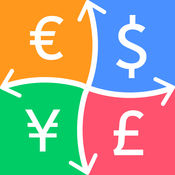 货币转换器: 用最新汇率兑换世界上的主要货币 1