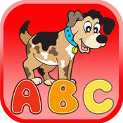 ABC詞彙學習孩子的動物遊戲 1.0.1