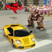 体育 汽车 战争 机器人 : 铁 杀 游戏 1