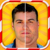 胖脸照片编辑器:制作搞笑蒙太奇 1