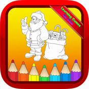 圣诞老人圣诞儿童图画书婴儿