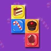 甜 糖果 挡 益智 - 最好 大脑 训练 游戏 对于 孩子 及 成