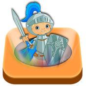 王座2048拼图 - 梦幻瓷砖迷宫游戏 - FREE