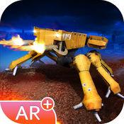 火线防御: 机器人战争扩增实境
