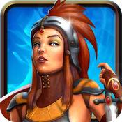 王位的战争RPG-年龄的消防和铁-构建一个古咒咒联合王国的英雄和summoners-MMO游戏