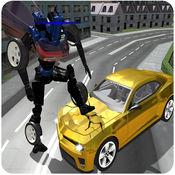 跑车机器人模拟器