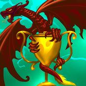 龙除魔的纹理王国 - 守护者crypitds城堡
