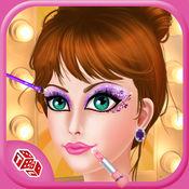 花式化妆沙龙 - 女孩装扮游戏,成为选美皇后