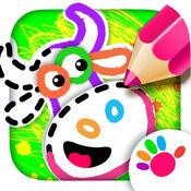 儿童绘画和小儿绘画 ! 请自己制作动画 FULL