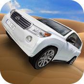 迪拜沙漠漂移赛车 –卡车主动游戏在该沙漠