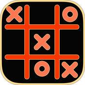 井字 - 玩XO 1级2的玩家