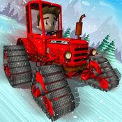 复刻越野拖拉机:拖拉机3D赛车越野