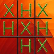 Tic Tac Toe Tiki Taka - 井字,井字棋,井字游戏,○×棋,双人游戏,成三棋,Noughts and Crosses,XOX,XO,OXO