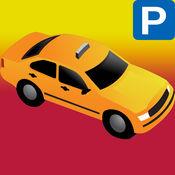 黄色出租车停车模拟器
