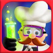 Tiggly翘胡子主厨:一年级减法数学游戏