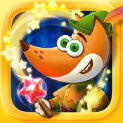 狐狸提姆 - 拼图游戏 - 童话