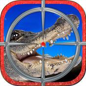 鳄鱼猎人挑战:致命攻击