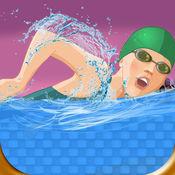美国  体操  女孩  游泳  明  挑战  2017 年