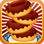 美味的多福饼山 FREE -一台甜商店塔Bloxx堆货机
