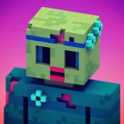 女孩魔方生存创世神:勘探与建造 (Girls Cube Survival Craft)