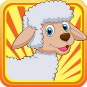微型宠物羔羊羊...