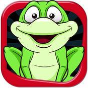 微小的青蛙跳 - 避免公路汽车冒险 FREE