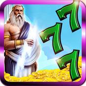 宙斯神和乐趣奖金财富老虎机的主