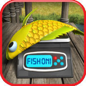 Fish On! Maze Game for the Mega Fisherman (上钩啦!献给百万超级渔夫们的迷宫游戏)