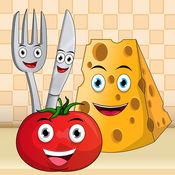 图画书为孩子 - 娱乐和学习游戏婴儿和幼儿