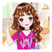 时尚公主换装记-可可换装明星衣橱游戏