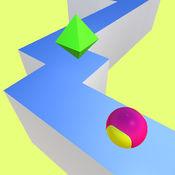 曲折的滚球 1.1