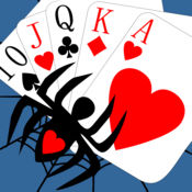 迷你蜘蛛纸牌