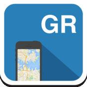 希腊雅典 离线地图,指南,天气,酒店。免费导航。GPS