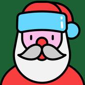 ChristmasMojis - 圣诞表情符号贴纸键盘 3.3.3