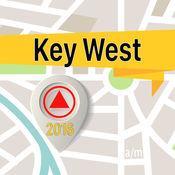 基韋斯特島 离线地图导航和指南 1