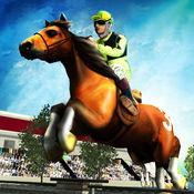 赛马模拟器3D - 虚拟骑马游戏 1