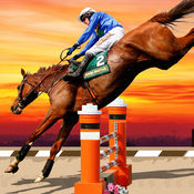 骑马集会 - 3d马特技赛车游戏 1