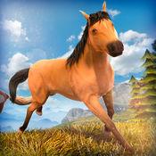 开心 马儿 动物 快跑 模拟器 游戏 爱 世界 天天 免费