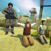 解救人质突击队OPS :枪战绑匪释放扣留的人质