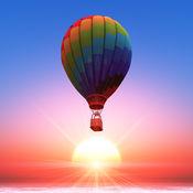 热气球:天空寻求世界各地旅行 - 免费版
