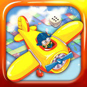 天天飞行棋 航空单机版 - 双人多人对战 休闲益智棋牌策略小游戏