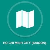 胡志明市(西贡) : 离线GPS导航1