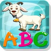 学习ABC动物英文词汇为宝宝