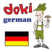 用Doki学习德语为iPad