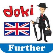 用Doki Further学习英语 为iPad