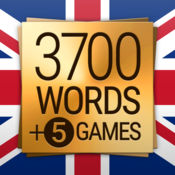 Learn English Words - Gold – 3700 Cards – 英语